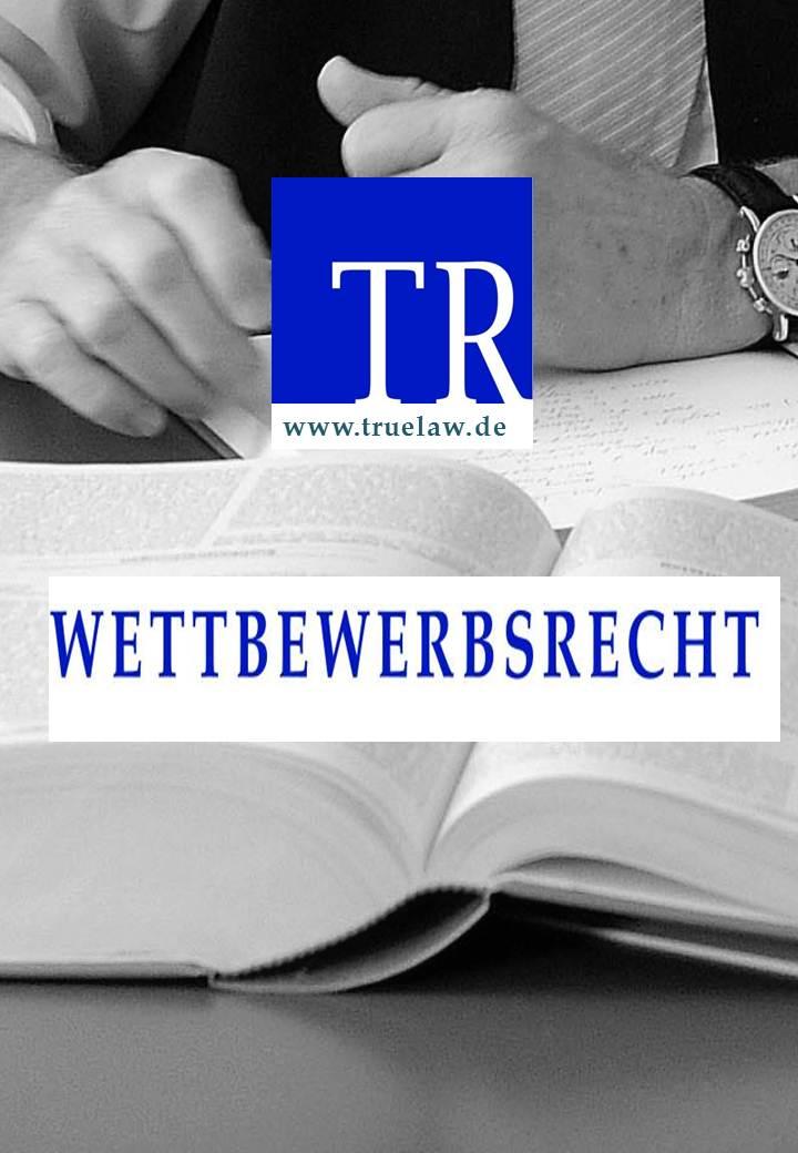 TR- Wettbewerbsrecht
