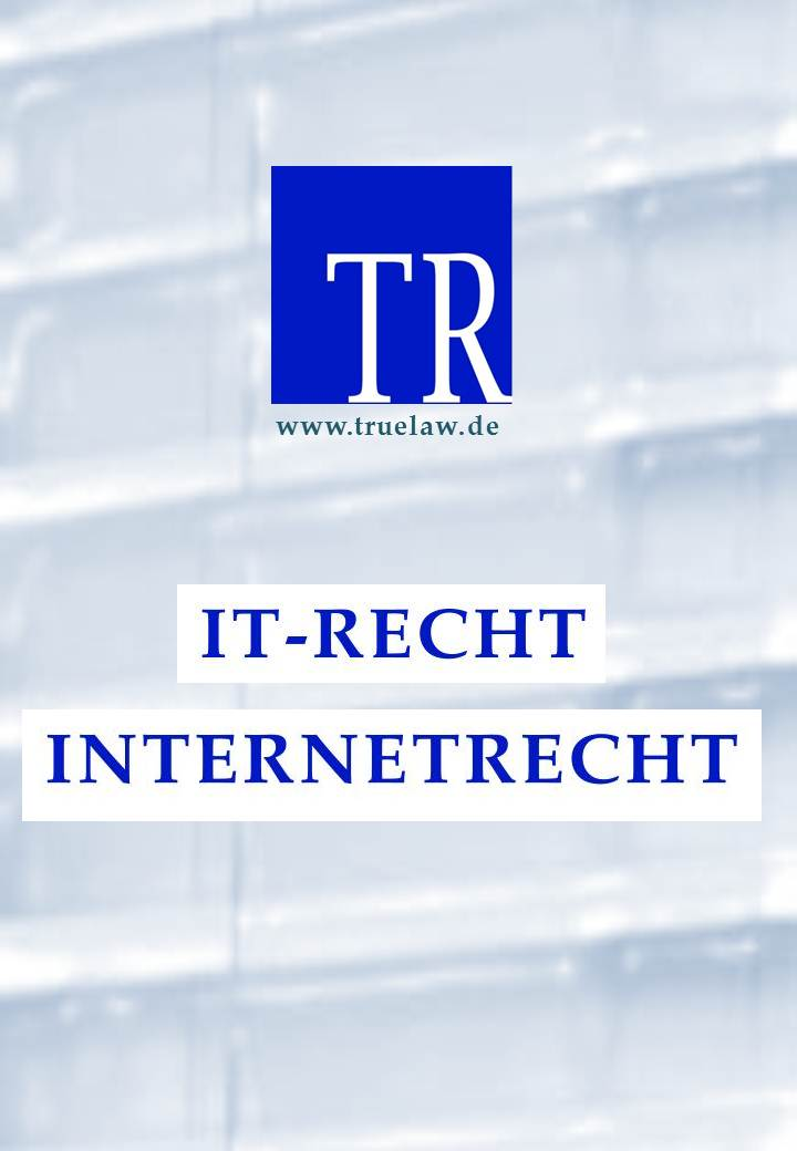 Internetrecht, IT-Recht