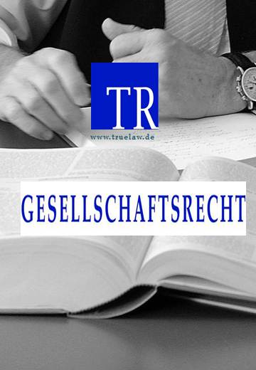 Gesellschaftsrecht