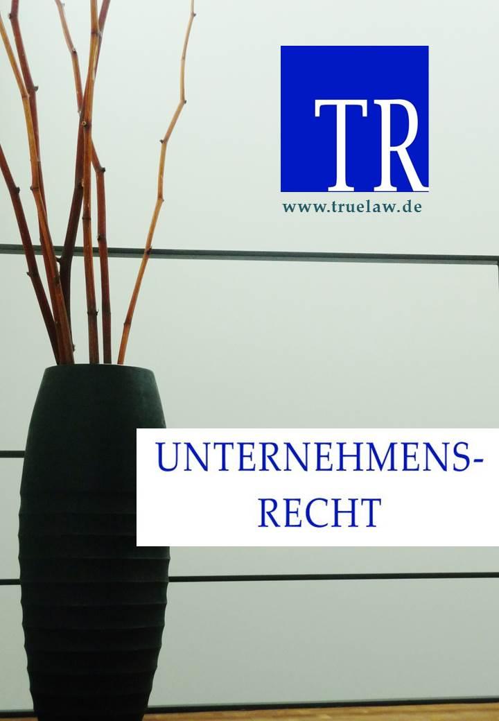 TR Unternehmensrecht