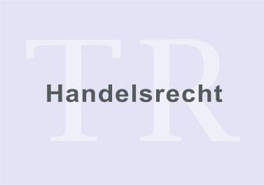 TR Handelsrecht