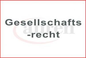 Anwalt für Gesellschaftsrecht Frankfurt